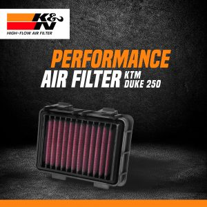 K&N Air Filter KTM DUKE 250